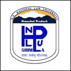 Himachal Pradesh National Law University, Shimla